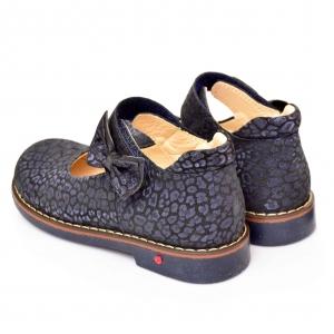 Школьные туфли для девочек (Артикул 19-07-01)