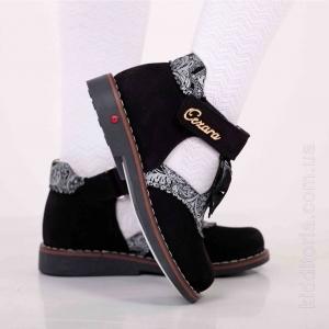 Школьные туфли для девочек (Артикул 083-01)