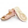 Босоножки нежно-розового цвета (Артикул 307-01)