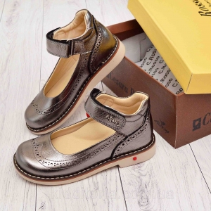 Ортопедические туфли для девочек (Артикул 255-02)