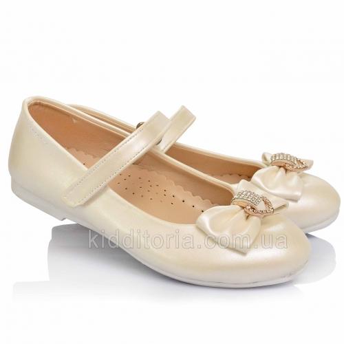 Нарядные туфли для девочек (Артикул 007-887)