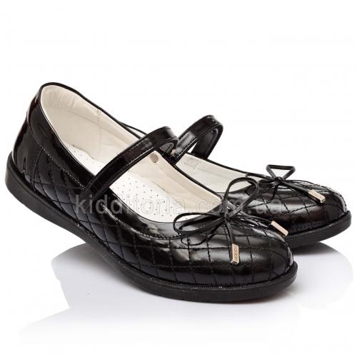 Школьные туфли для девочек (Арт.020-2)