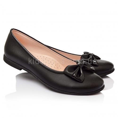 Туфельки черного цвета (Артикул 02-212)