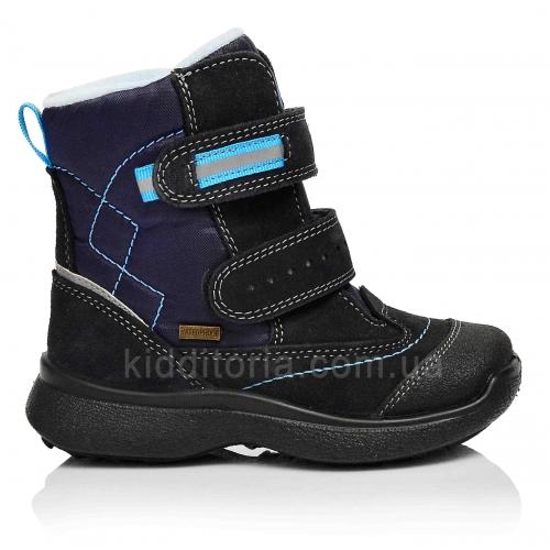 Ботинки зимние мембранные для мальчиков (Артикул 088-18)