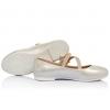 Нарядные серебристые туфли (Артикул 02-72)