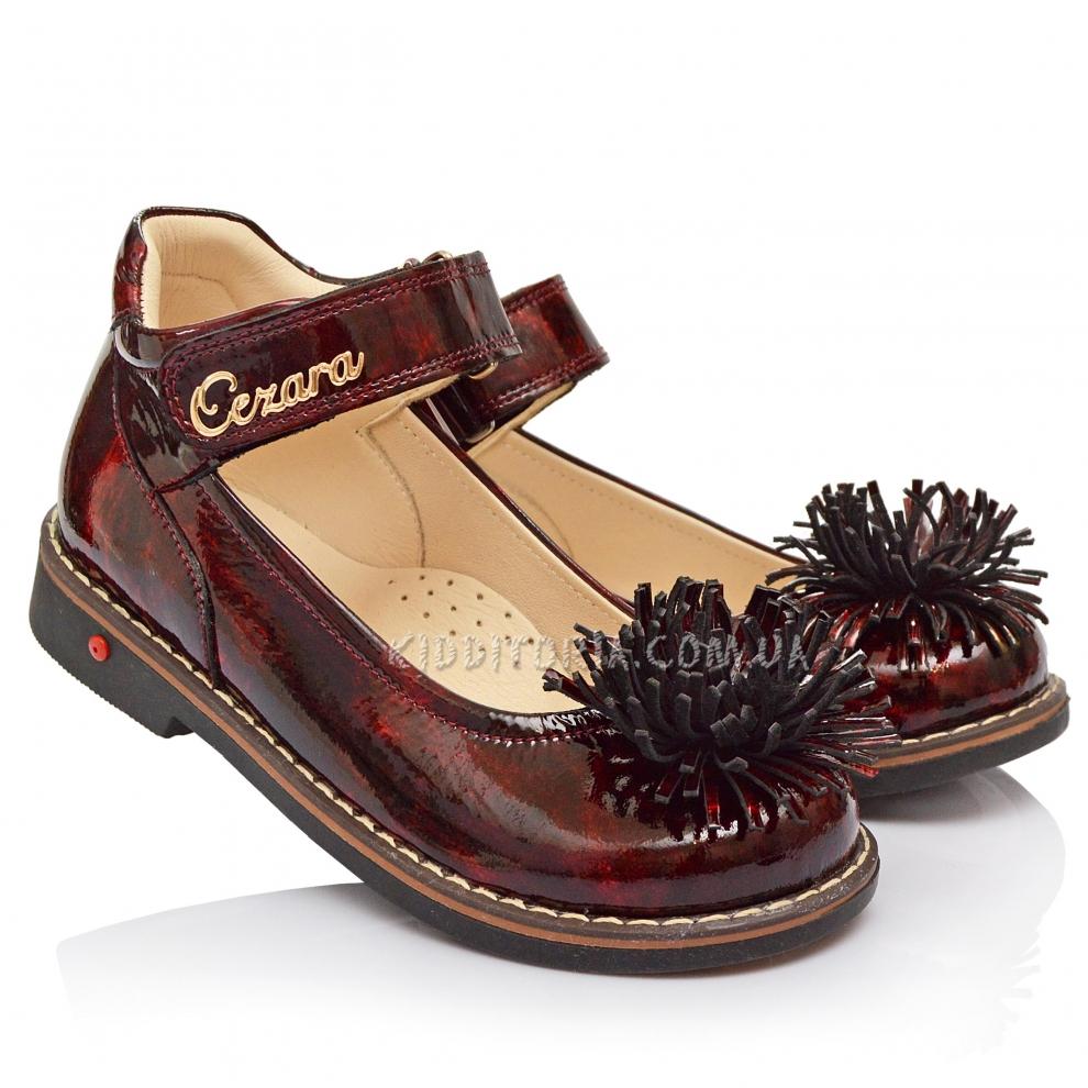 Школьные туфли (Артикул  1806-09)