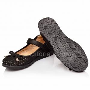 Туфли из перфорированной кожи (Артикул 3314)