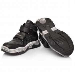 Утепленные ботинки для мальчика (Артикул 754-02)