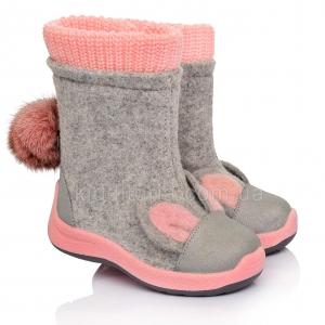 Дитячі зимові черевики (Артикул 121-42)
