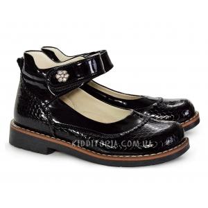 Туфли школьные ортопедические (Арт. 0602)