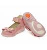 Туфли кожаные розового цвета (Арт. 025-4)