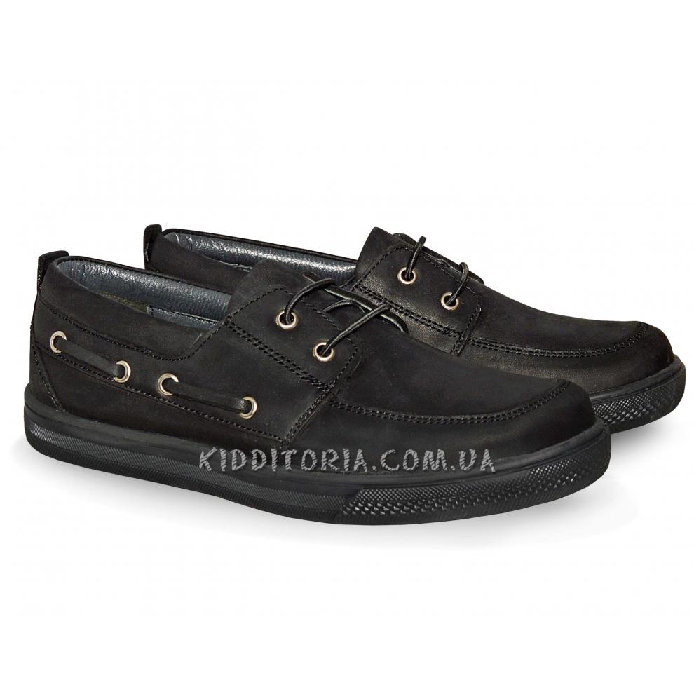 Туфли на шнуровке-резинке (Арт.02195)