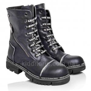 Зимові чобітки на хутрі (Артикул 3725-03)