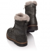 Зимние ботинки  на меху (Артикул 571-17)