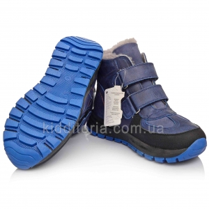 Зимние спортивные ботинки для мальчика (Артикул 772-01)