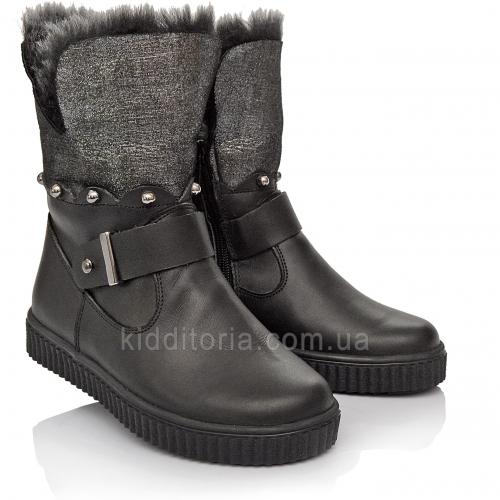 Ботинки зимние для девочки (Артикул 2960)