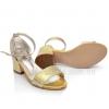 Нарядные босоножки для девочек (Артикул 37-810)