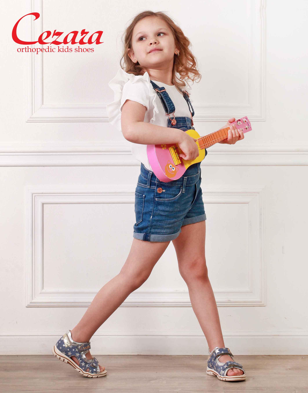 Детские босоножки для девочек