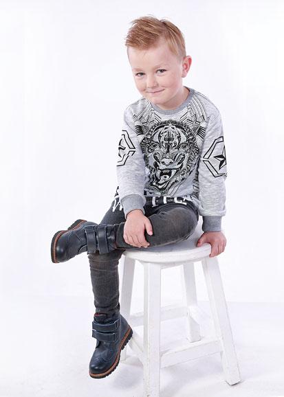 Осенние ботинки для мальчиков