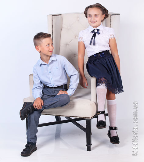 Школьная обувь 2018